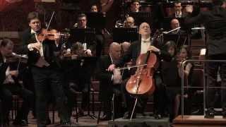 Brahms Double Concerto op.102, Abel Tomàs & Arnau Tomàs