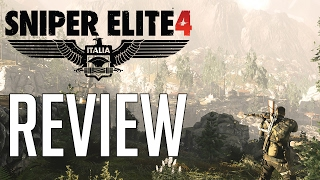 SNIPER ELITE 4 REVIEW (Video Game Video Review)