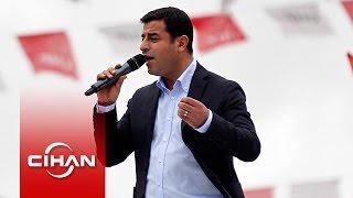 Demirtaş'tan Erdoğan'a: Beni arayacağına patlamayı görmeyen paçavraları ara!