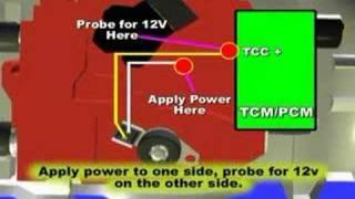 TCC or Torque Converter Solenoid