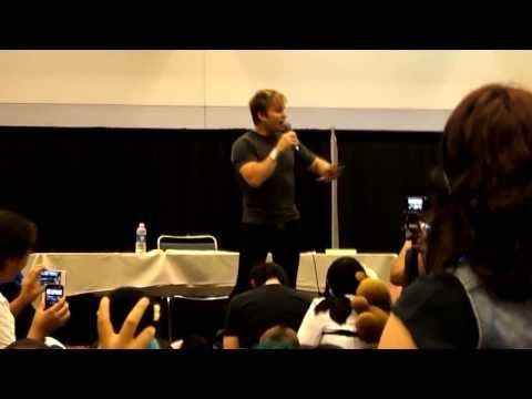 Anime Expo 2013 - Vic Mignogna Panel