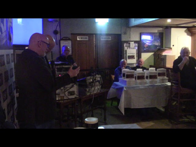 The History of Kilbarrack United - Book Launch