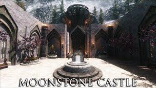 TES V - Skyrim Mods: Moonstone Castle