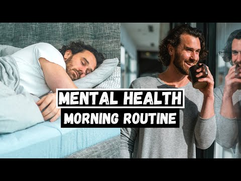 Creating Your Morning Routine For Better Mental Health [ We Are Never Alone ]
