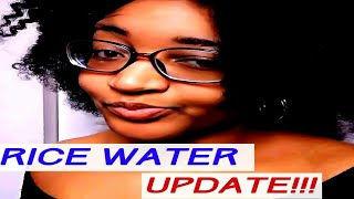 Anual Rice Water Update