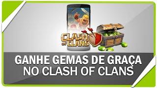 Como ganhar gemas DE GRAÇA no Clash of Clans