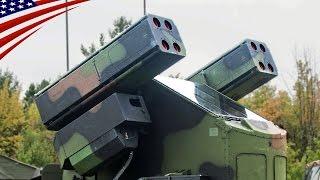 AN/TWQ-1 Avenger Air Defense System & AN/MPQ-64 Sentinel Radar - アベンジャー防空システム & AN/MPQ-64センチネル・レーダー