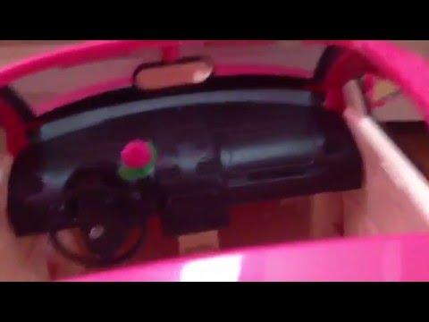 Barbie Volkswagen Beetle Car Review