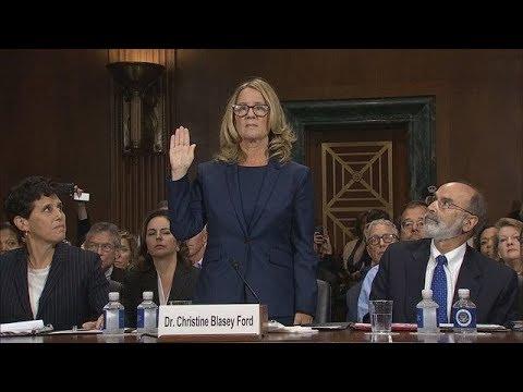 FOX 29 NEWS NOW: Kavanaugh, Blasey Ford Testify On SCOTUS Nomination Hearing Day 5