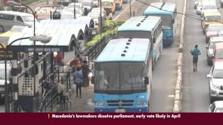 Africa's Traffic Nightmare: Government Devising Ways to Ease Commuting in Lagos
