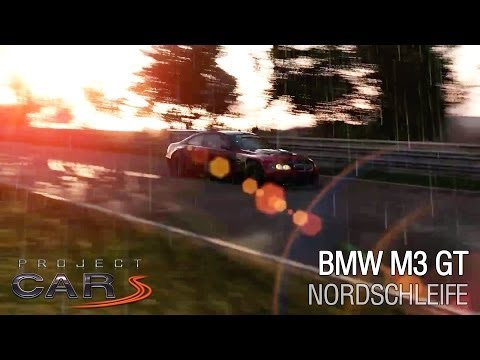 Training day at Eifelwald (Nordschleife) - BMW M3 GT - Project CARS