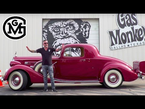🤔 How To Parallel Park A Classic Car Challenge - Gas Monkey Garage