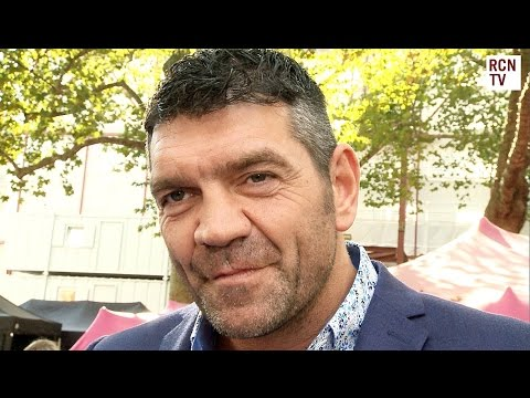 Spencer Wilding Interview - Pan & Guardians of The Galaxy