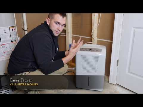 How To: Manage Your Dehumidifier