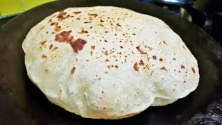 घडीची पोळी | Ghadhichi Poli by madhurasrecipe | How to make Soft Roti Pudachi Poli | Cooking