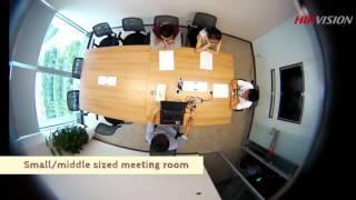 HIKVISION DS-2CD2955FWD-I(1.05MM) vidéo