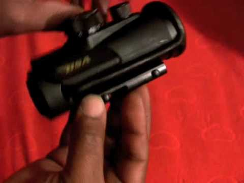 A Look At Two Low Budget Red Dot Sights