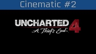 Uncharted 4: A Thief's End - PlayStation Experience 2015 Cinematic #2 [HD]