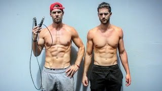 Overcome Stress + Anxiety By Jumping Rope