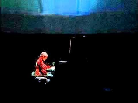 "Maxence Cyrin - live at Sonar Japan - performing ""Jaguar"" with piano"