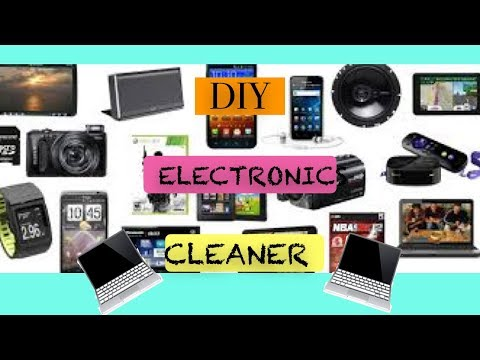 DIY Electronics Cleaner | How to Make Your Own Electronic Cleaner