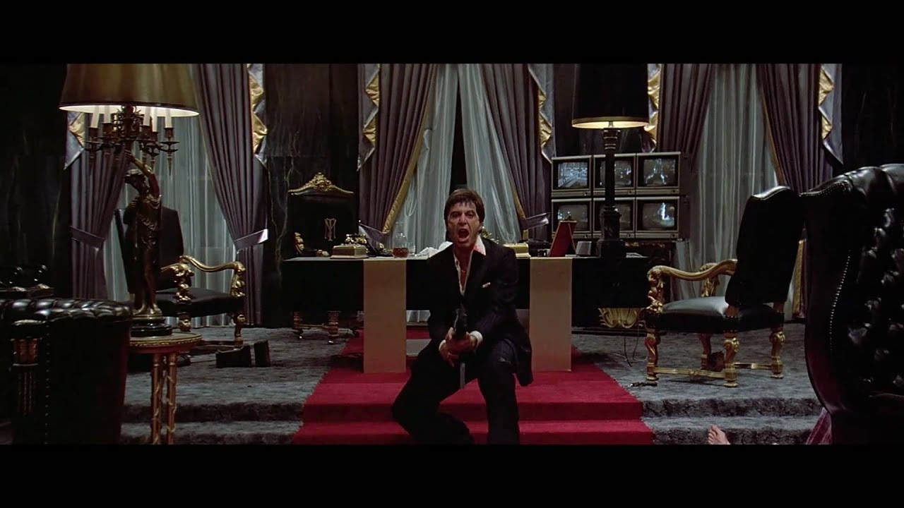 Download Scarface - Blu-ray HD Trailer - Own it Sept. 6, 2011