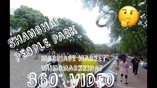 Download Video 360° video: Shanghai Marriage market MP3 3GP MP4