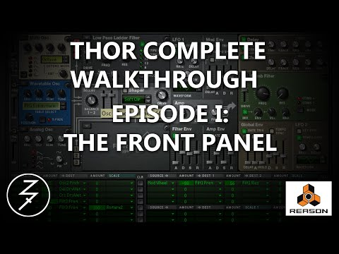 THOR COMPLETE WALKTHROUGH, EP 1, THE FRONT PANEL