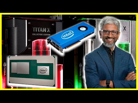 Intel y AMD juntos, Raja Koduri, Nvidia Ampere y Titan Xp Star wars | Opinión de la semana