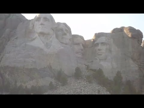 USA Road Trip: Yellowstone, Mt. Rushmore, Chicago, NFL Hall of Fame, Niagara Falls, West Point, NYC