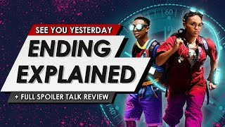 See You Yesterday: Netflix: Ending Explained | Spoiler Talk Review On The Time Travel Movie