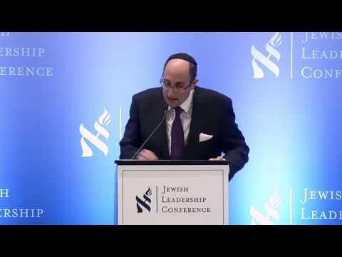 Rabbi Meir Soloveichik—Jews: The Case For God—JLC 2019