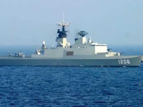 Republic of China Coast Guard and Navy→中華民國海岸巡防與海軍