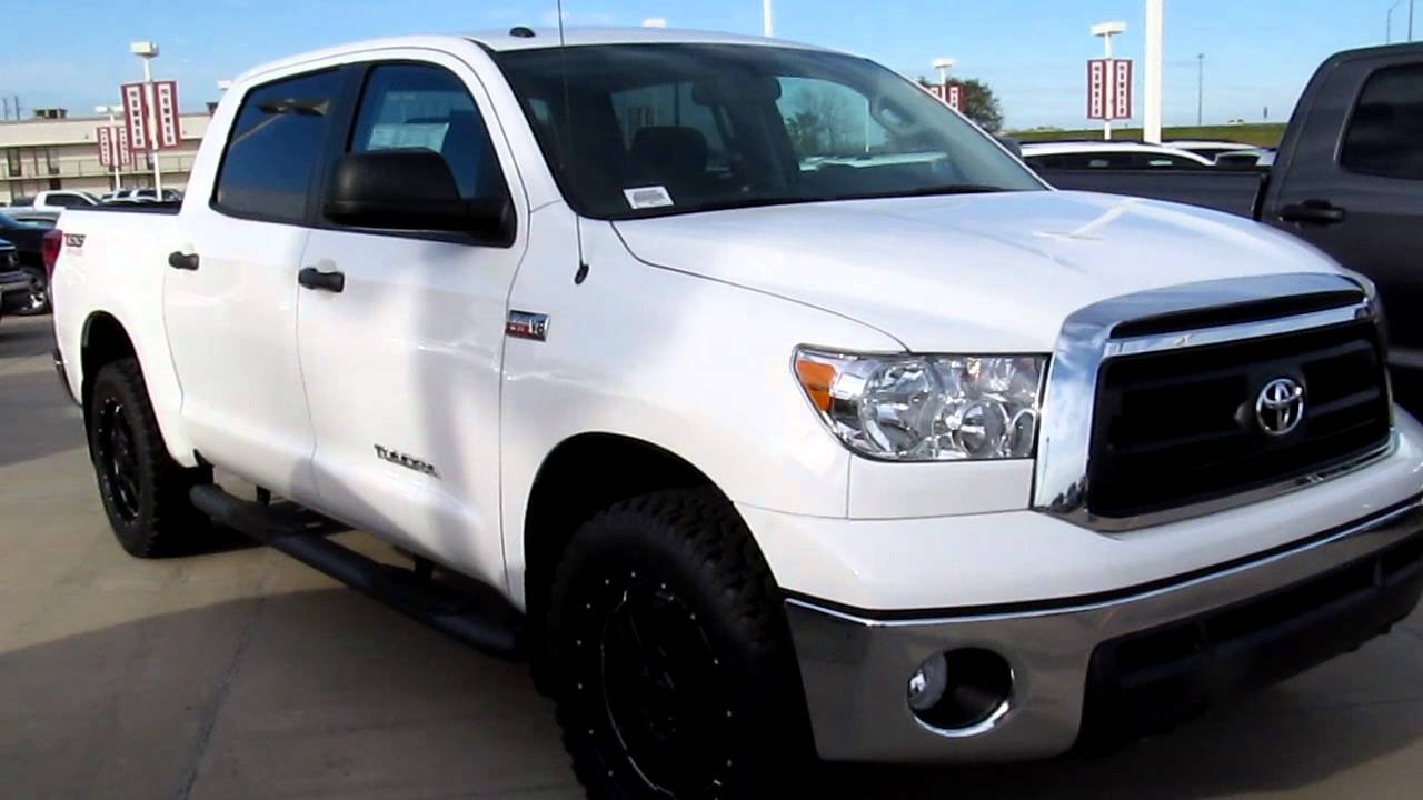 Courvelle Toyota 2013 Toyota Tundra Tss Off Road Chrome