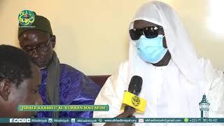 Interview de S. Bassirou Mbacke Abdou Khoudoss