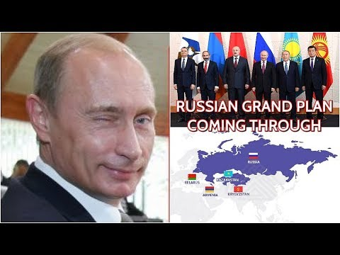 New Economic Giant? Putin's Eurasian Union Proves Great Success After First 5 Years