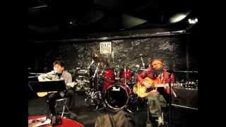 2012年3月4日 ライブハウス「RAG」にて.