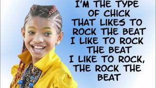 21st Century Girl - Willow Smith - Lyrics