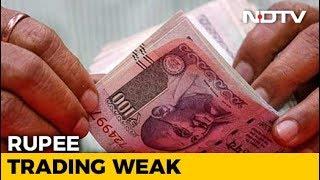 Rupee Again Breaches 74 Mark Against Dollar