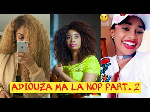 ADIOUZA - MA LA NOP CHALLENGE PART. 2 AVEC MARICHOU