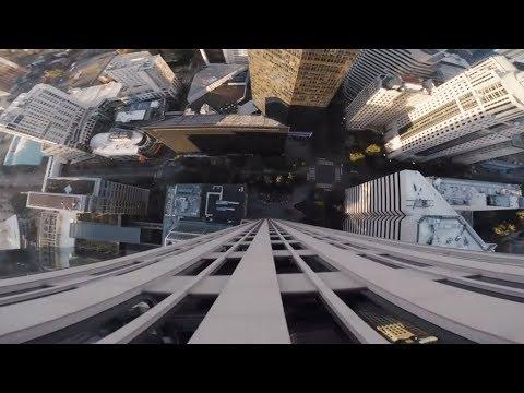 Guy Has Crazy Drone Flying Skills