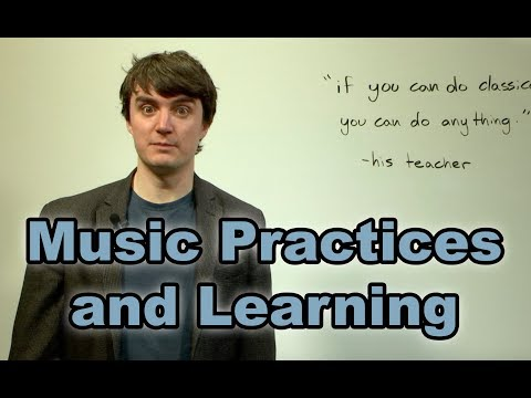 Musical Practices and Learning