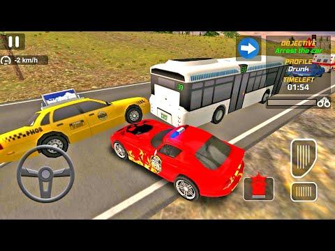 Полицейская машина подозревает таксиста | Мультики для детей | Игры для детей | Полицейские машинки