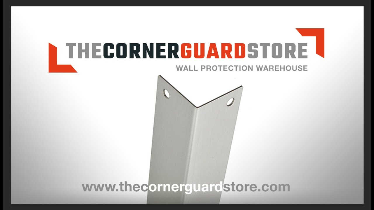 Steel Corner Protection : The corner guard store metal guards and stainless