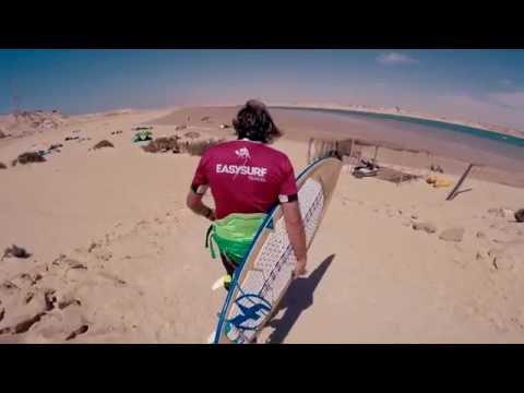 EASY Surf Travel: Maroko - Dakhla Kite Trip - Maj 2016