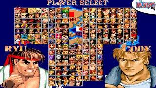 Street Fighter 2 Deluxe 2021