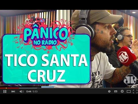 Política é coisa séria! Veja o debate de Tico Santa Cruz e Carioca   Pânico
