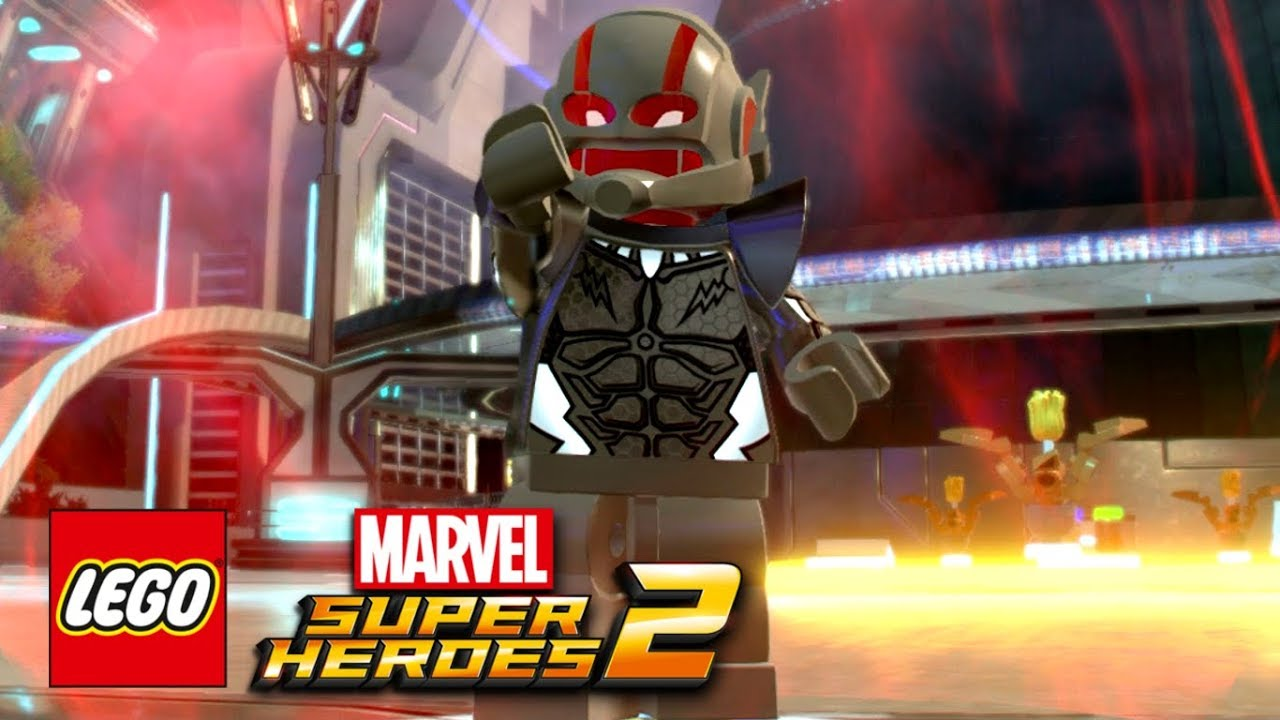 lego marvel super heroes 2 how to make ultron classic youtube. Black Bedroom Furniture Sets. Home Design Ideas