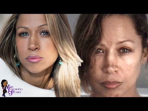 Stacey Dash ARRESTED + List Herself As WHITE Female On Arrest Form (911 Call Inside)