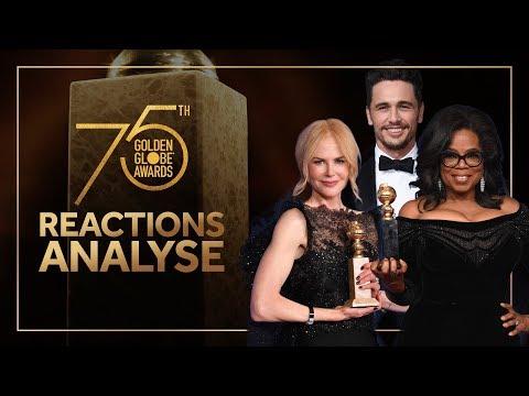 Golden Globe 2018 - Analyse & Reactions